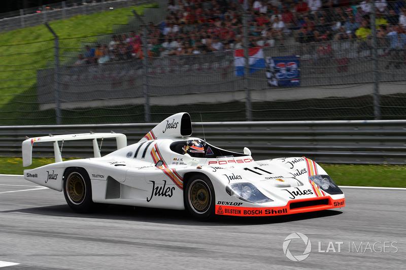 Brendon Hartley, Porsche 936