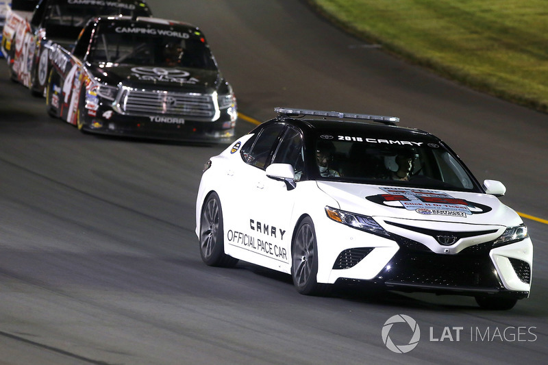 2018 Toyota Camry Pace Car Christopher Bell Kyle Busch Motorsports