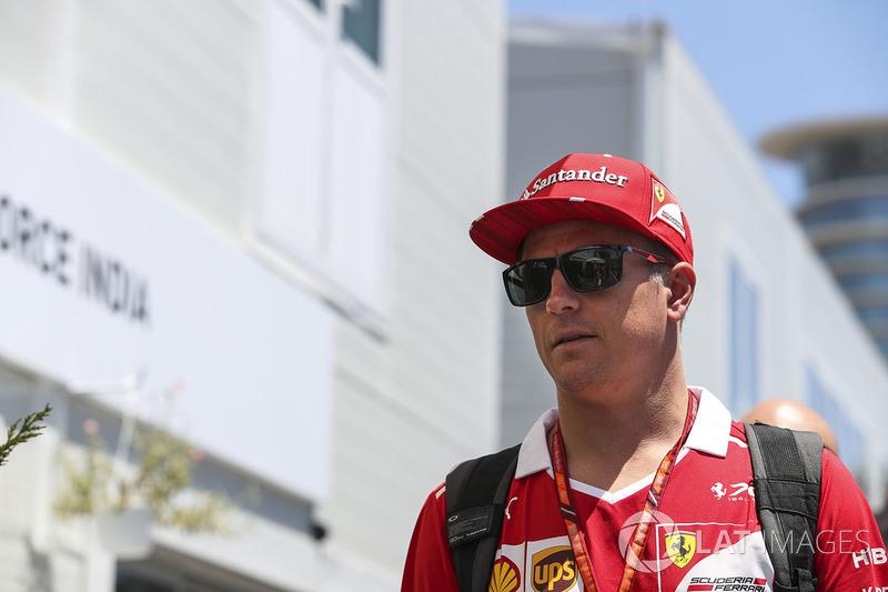 Kimi Raikkonen está garantido para mais uma temporada na Ferrari. A trajetória do finlandês em Maranello é marcada por altos e baixos, o que inclui um título mundial, demissão e a obtenção de um feito simbólico.