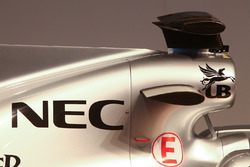Деталі Sahara Force India F1 VJM10