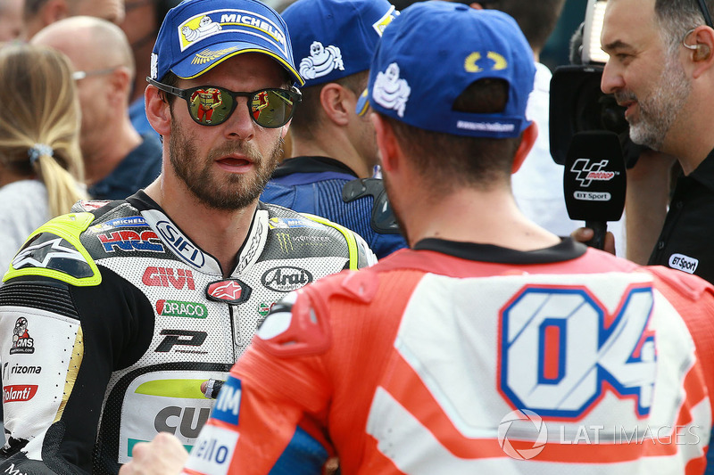 Кел Кратчлоу, Team LCR Honda, Андреа Довіціозо, Ducati Team
