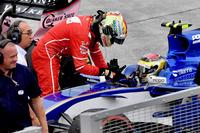 Себастьян Феттель, Ferrari, Паскаль Верляйн, Sauber C36
