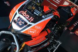 Moto de Marco Melandri, Aruba.it Racing - Ducati
