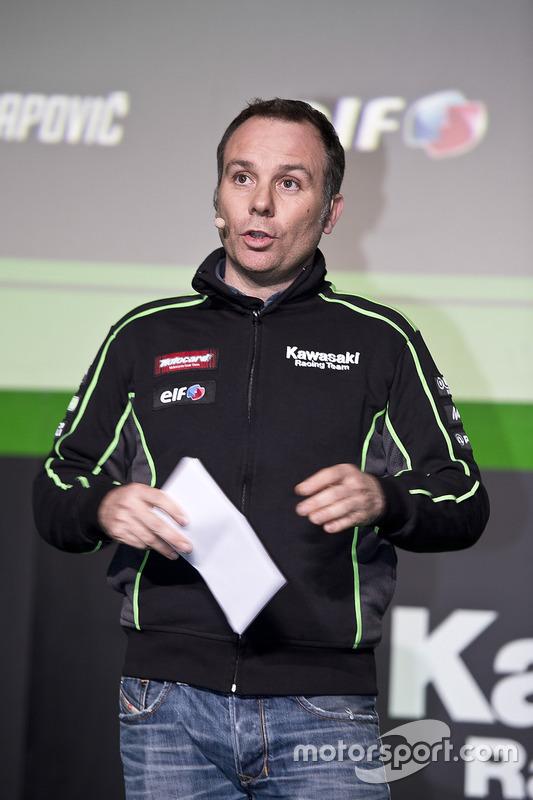 Guim Roda, Kawasaki Racing Team Team Manager