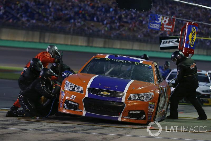 BJ McLeod, Rick Ware Racing Chevrolet