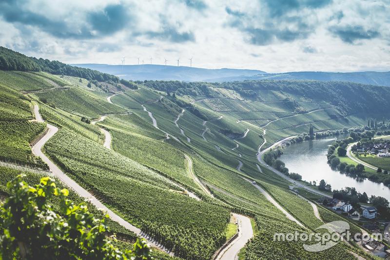 Atmosphäre bei der Rallye Deutschland