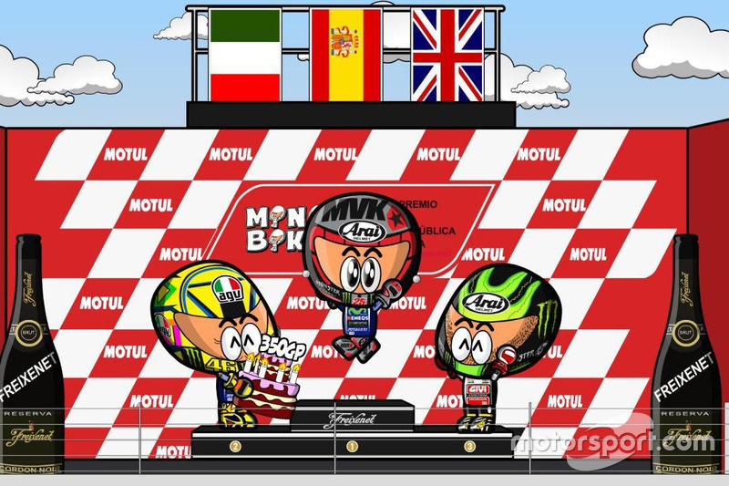 El GP de Argentina de MotoGP según MiniBikers