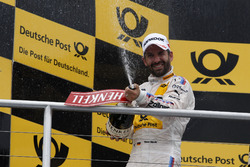 Podium: Timo Glock, BMW Team RMG, BMW M4 DTM