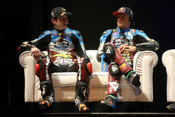 Tito Rabat, Estrella Galicia 0,0 Marc VDS; Jack Miller, Estrella Galicia 0,0 Marc VDS