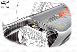 McLaren MP4-25 cockpit