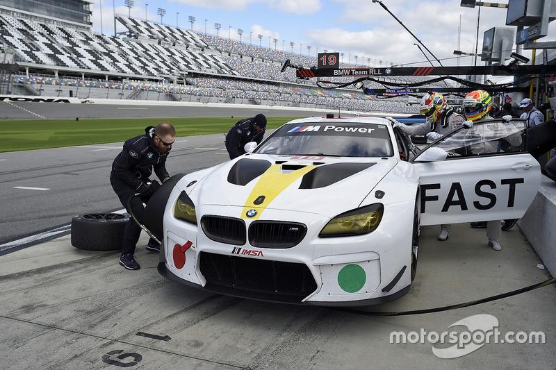 Alexander Sims, BMW Team RLL, Augusto Farfus, BMW Team RLL