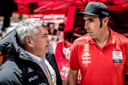 Jean-Marc Fortin y Nani Roma, Overdrive Racing