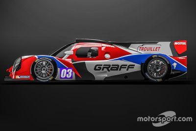 Graff Racing duyurusu