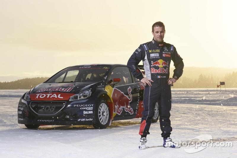 Tanıtım: Red Bull Peugeot WRX Takımı