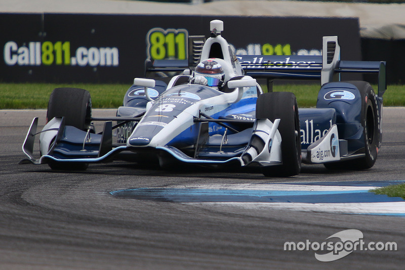 Max Chilton, Chip Ganassi Racing Chevrolet