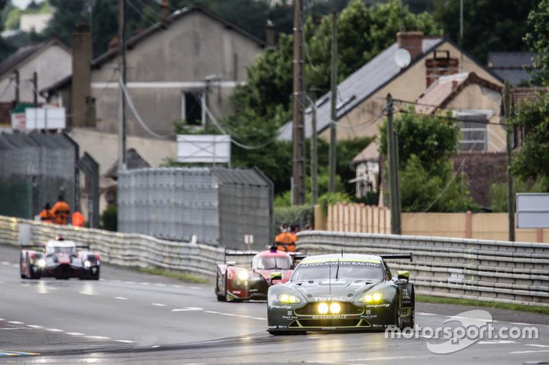 #97 Aston Martin Racing, Aston Martin Vantage