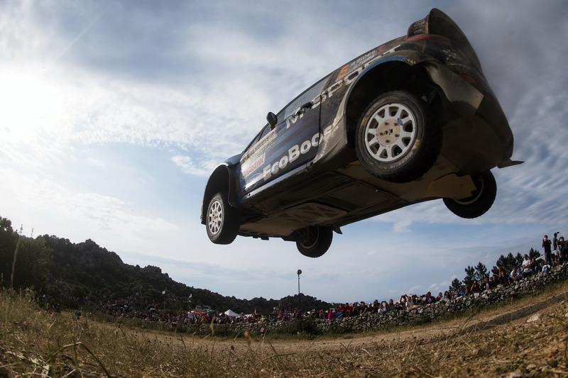 Mads Ostberg, Ola Floene, M-Sport, Ford Fiesta WRC