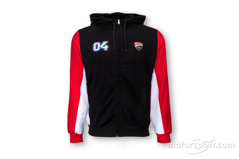 Veste à capuche Ducati Andrea Dovizioso