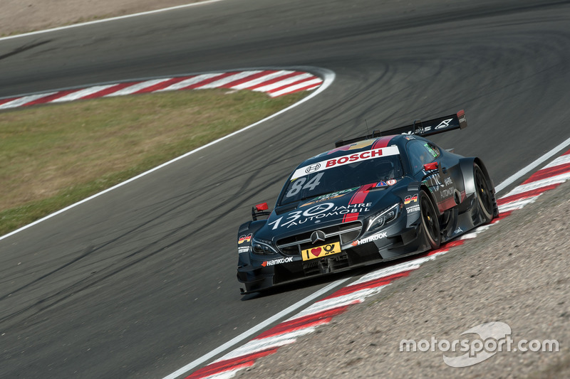 23. Maximilian Götz, Mercedes-AMG Team HWA, Mercedes-AMG C63 DTM (ausgefallen)