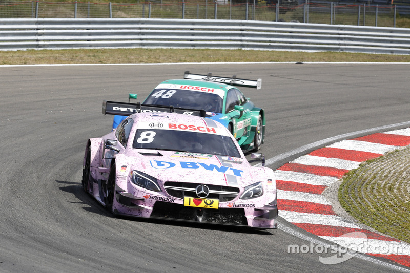 Christian Vietoris, Mercedes-AMG Team Mücke, Mercedes-AMG C63 DTM