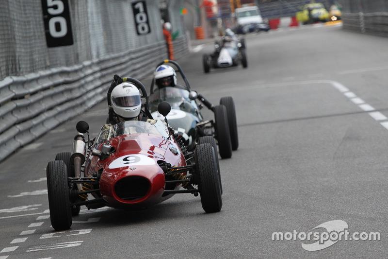 Formula junior, azione