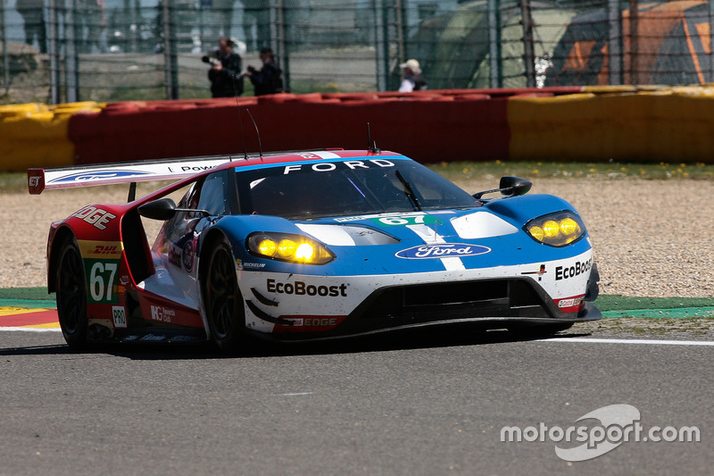 #67 Ford Chip Ganassi Racing Team UK Ford GT: Marino Franchitti, Andy Priaulx, Harry Tincknell ...
