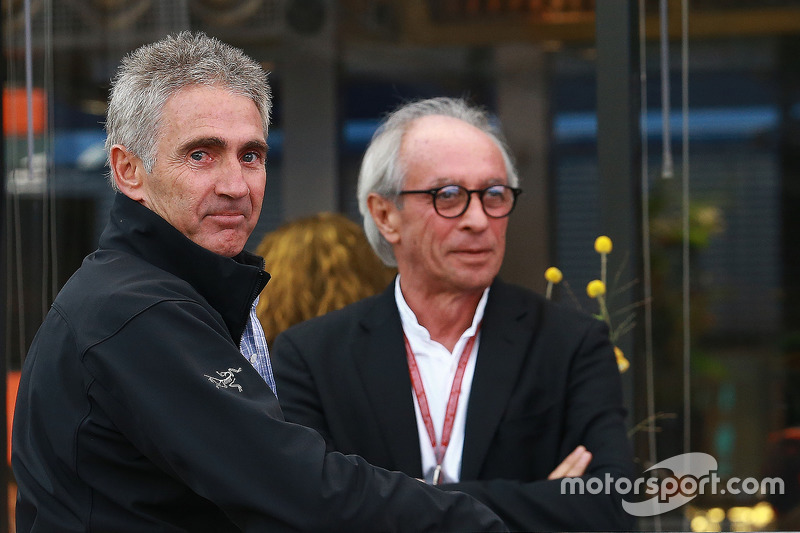 Mick Doohan, Vito Ippolito, Presidente FIM