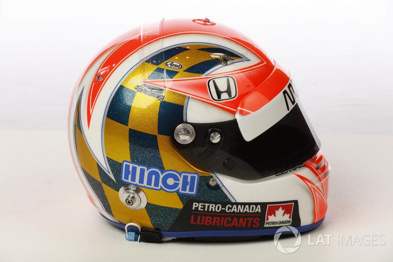 #5: James Hinchcliffe, Schmidt Peterson Motorsports, Honda