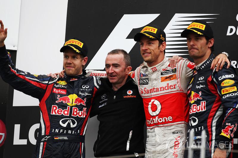 2011: Jenson Button