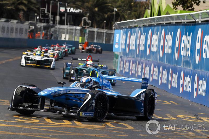 Nicolas Prost, Renault e.Dams Oliver Turvey, NIO Formula E Team, Lucas di Grassi, Audi Sport ABT Schaeffler
