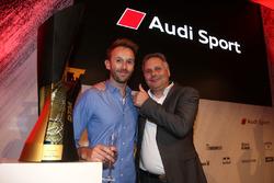 René Rast, Audi Sport Team Rosberg con su padre