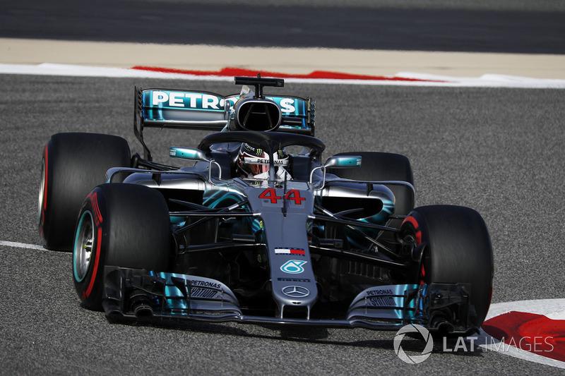9. Lewis Hamilton, Mercedes-AMG F1 W09 EQ Power *