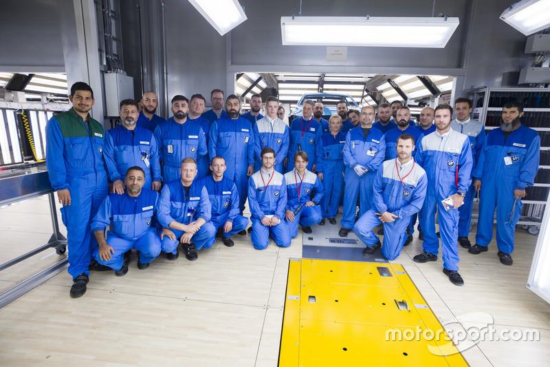 BMW Motorsport lansmanı