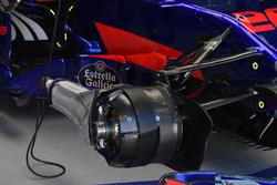 Scuderia Toro Rosso STR12 brake detail