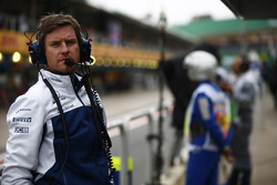 Rob Smedley, Head of Vehicle Performance, Williams