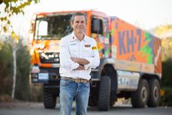 Jordi Juvanteny, KH-7 Epsilon Team Rally