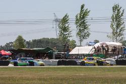 Mauricio Lambiris, Martinez Competicion Ford, Gaston Mazzacane, Dole Racing Chevrolet