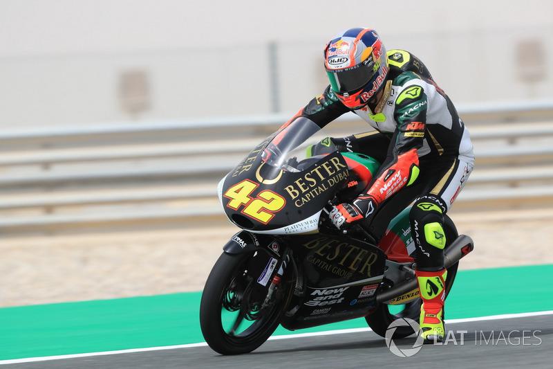 Marcos Ramirez, Bester Capital Dubai at Losail - Moto3 Fotos