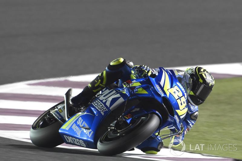 10. Андреа Янноне, Team Suzuki MotoGP - 6 очок