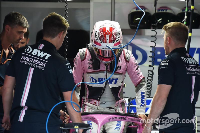Ніколя Латіфі, Force India VJM11