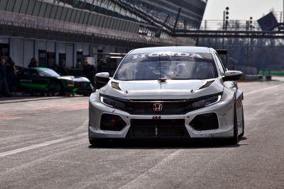 Honda, teszt márciusban