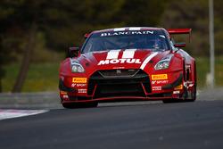 #23 Team RJN-Motorsport, Nissan GT-R Nismo GT3: Alex Buncombe, Matt Parry, Lucas Ordonez