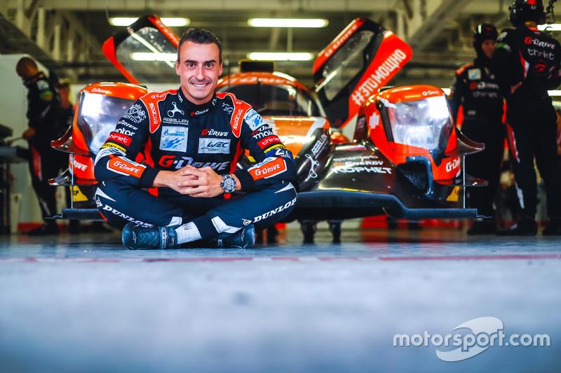 Российские гонщики: Роман Русинов