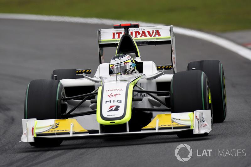 2009-2010: Jenson Button van Brawn GP naar McLaren