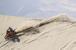 #19 Red Bull KTM Factory Racing KTM: Antoine Meo