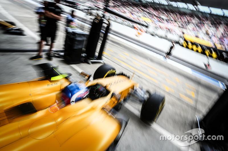 16: Jolyon Palmer, Renault Sport F1 Team RS16