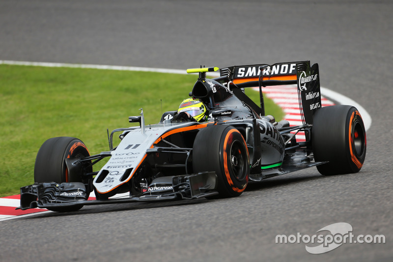 Force India F1 VJM09 (2016)