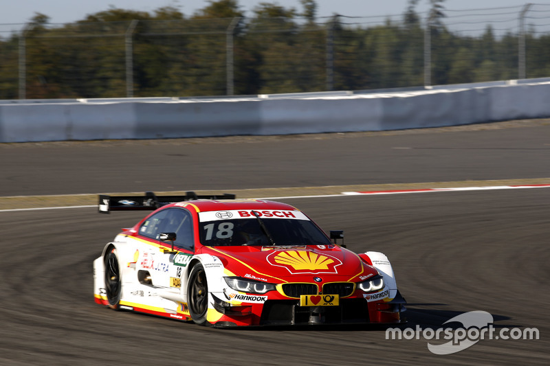 22. Augusto Farfus, BMW Team MTEK, BMW M4 DTM