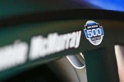 500. Sprint-Cup-Start für Jamie McMurray, Chip Ganassi Racing Chevrolet
