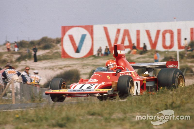 1974-1975: Niki Lauda, Ferrari 312B3/74